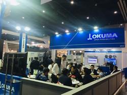งานแสดง Okuma Metalex 2019